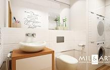 Łazienka styl Nowoczesny - zdjęcie od Miliart Studio