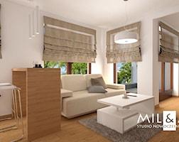 Salon styl Nowoczesny - zdjęcie od Miliart Studio
