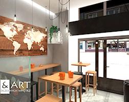 Wnętrza publiczne styl Industrialny - zdjęcie od Miliart Studio