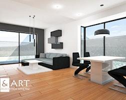 Jadalnia styl Minimalistyczny - zdjęcie od Miliart Studio