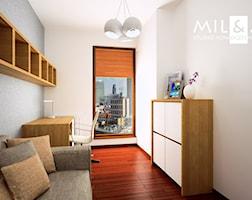 Sypialnia styl Nowoczesny - zdjęcie od Miliart Studio