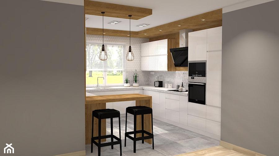 Kuchnia, styl nowoczesny  zdjęcie od Atelier Art&Design -> Kuchnia Art Design