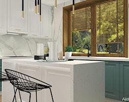 Dwie wersje kuchni - Kuchnia, styl klasyczny - zdjęcie od Atelier Art&Design - Homebook