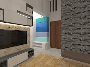Penthouse w nowoczesnym stylu