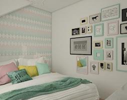 Projket pokoju w pastelowych barwach - zdjęcie od MyWay Design