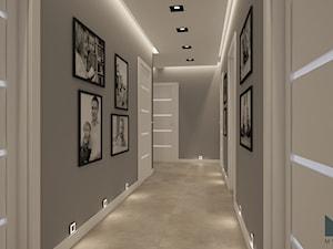 Projekt holu w nowoczesnym wydaniu - zdjęcie od MyWay Design