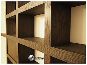 Cellaio - meble pod skosy poddaszowe - zdjęcie od Cellaio - dla moli.