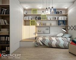 kwadraty - Pokój dziecka - zdjęcie od Dekoncept - Homebook
