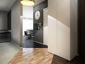 projekt apartamentu we Wrocławiu