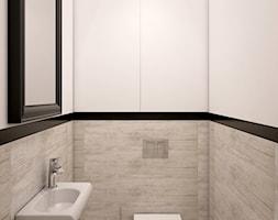 dom - Mała łazienka - zdjęcie od Dekoncept - Homebook