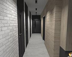 Hol+%2F+Przedpok%C3%B3j+-+zdj%C4%99cie+od+Interior+Design+A3D+Architekci+Krzysztof+Gruszfeld