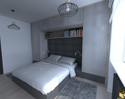 Sypialnia+-+zdj%C4%99cie+od+Interior+Design+A3D+Architekci+Krzysztof+Gruszfeld