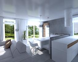 Jadalnia+-+zdj%C4%99cie+od+Interior+Design+A3D+Architekci+Krzysztof+Gruszfeld