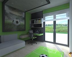 Pok%C3%B3j+dziecka+-+zdj%C4%99cie+od+Interior+Design+A3D+Architekci+Krzysztof+Gruszfeld