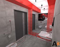 łazienka Z Czerwonymi Płytkami Aranżacje Pomysły