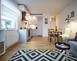 Salon z aneksem - zdjęcie od MOA design - Homebook