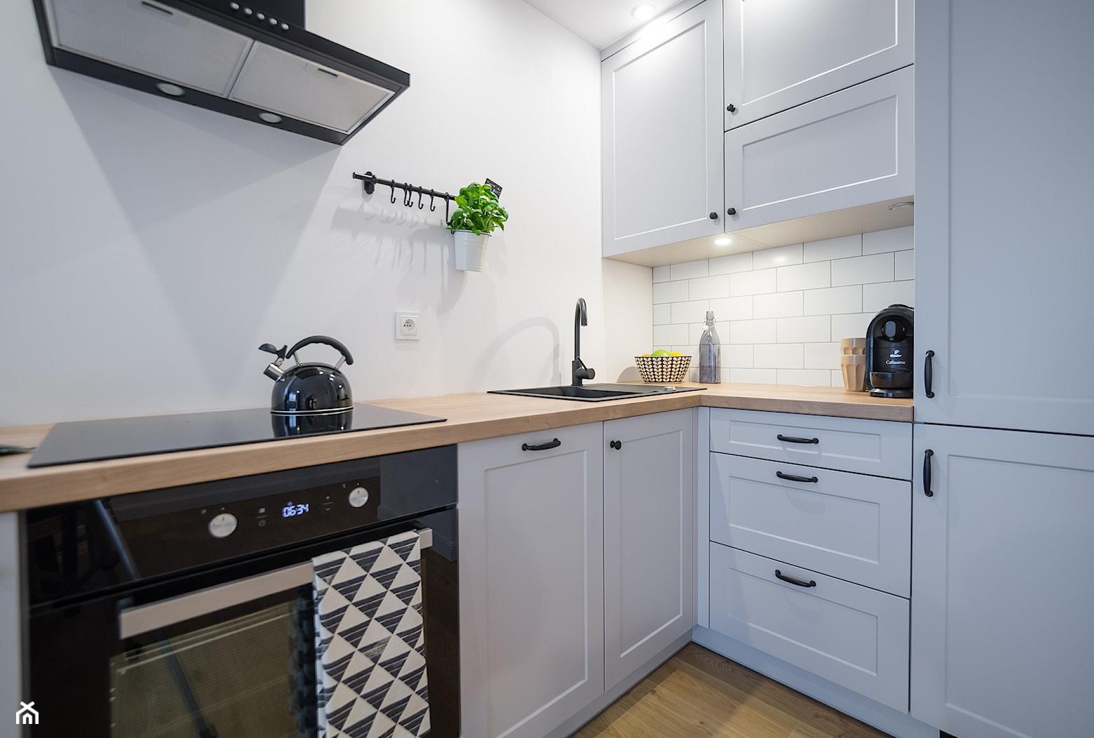 Szara kuchnia - zdjęcie od MOA design - Homebook