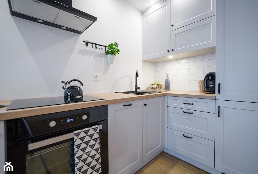 Szara kuchnia - zdjęcie od MOA design