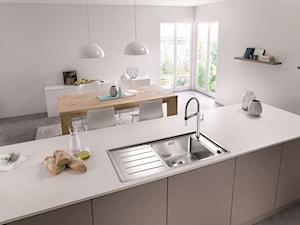 Jak łączyć kolory w kuchni? Poznaj sprawdzone triki na modne wnętrze!