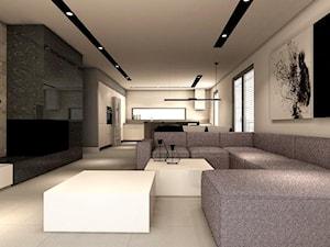 Projekt domu jednorodzinnego,