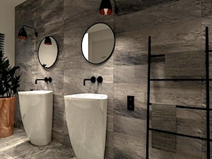 Projekt łazienki - Poznań