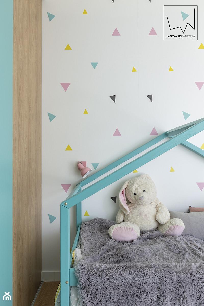 realizacja DOMU _ 135m2 _ Złotniki - Pokój dziecka, styl nowoczesny - zdjęcie od LaskowskaWnętrza