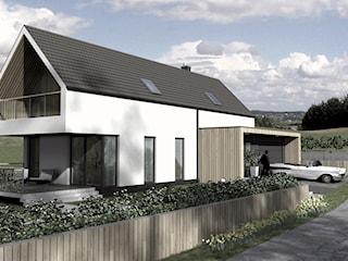 Mały dom jednorodzinny