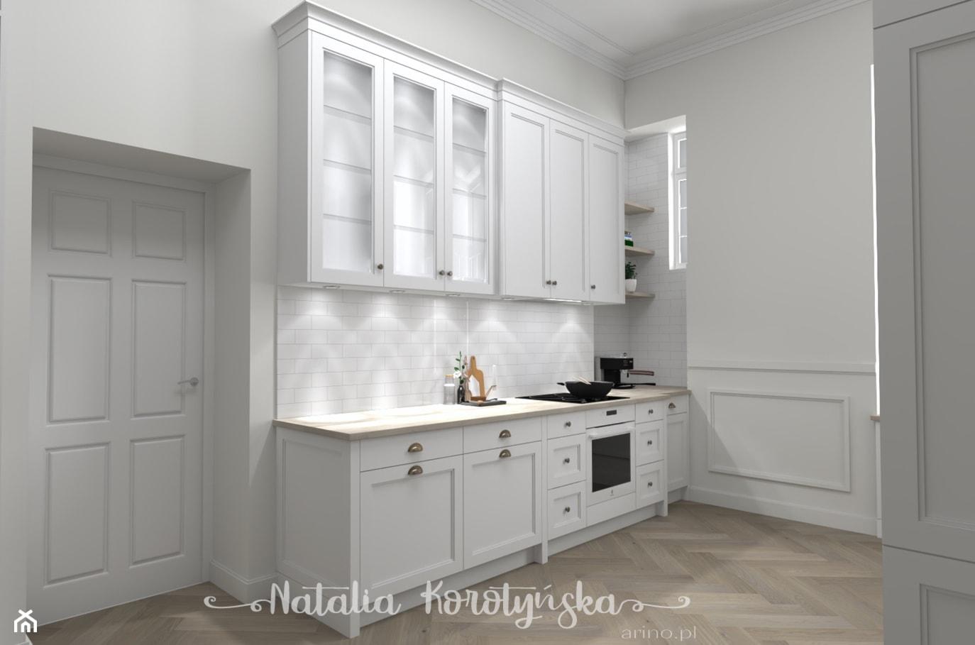 Kuchnia Art Deco - zdjęcie od Natalia Korotyńska - Homebook