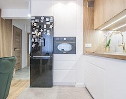 Mieszkanie Mistrzejowice - Kraków 2020 - Kuchnia, styl tradycyjny - zdjęcie od NOVI art Pracownia projektowa - Homebook