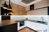 elegancka kuchnia minimalistyczna