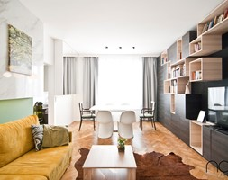 salon - zdjęcie od NOVI art Pracownia projektowa