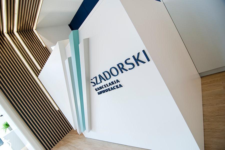 Kancelaria Adwokacka - zdjęcie od NOVI art Pracownia projektowa