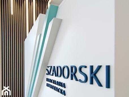 Aranżacje wnętrz - Biuro: Kancelaria Adwokacka - NOVI art Pracownia projektowa. Przeglądaj, dodawaj i zapisuj najlepsze zdjęcia, pomysły i inspiracje designerskie. W bazie mamy już prawie milion fotografii!