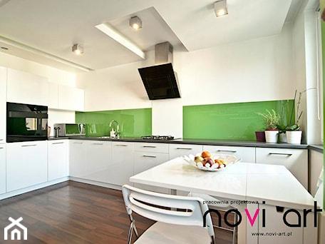 Apartament 1000 lecia - zdjęcie od NOVI art Pracownia projektowa