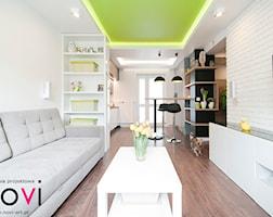 Salon - zdjęcie od Pracownia projektowa Novi art