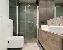 Łazienka - zdjęcie od NOVI art Pracownia projektowa
