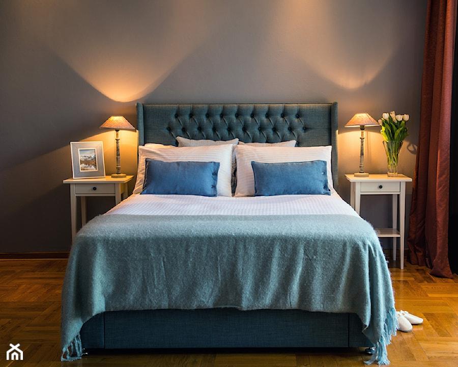 łóżko Kontynentalne Tapicerowane Paris Zdjęcie Od Cottonco
