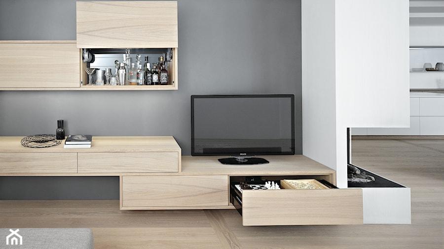 Inne pomieszczenia - Salon, styl nowoczesny - zdjęcie od Blum