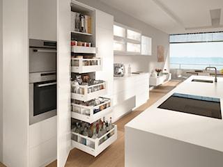 Jak zaoszczędzić miejsce w kuchni?