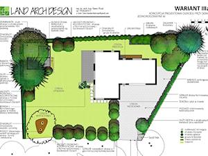 land arch design - Architekt i projektant krajobrazu