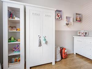 Metamorfoza pokoju gościnnego na dziecięcy