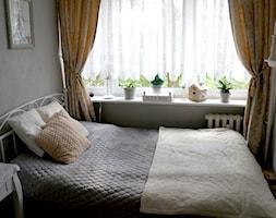 Sypialnia styl Eklektyczny - zdjęcie od projektdom.net