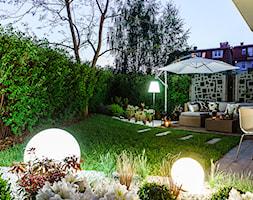 Kameralny ogród miejski, Sopot - Ogród, styl nowoczesny - zdjęcie od APPO architektura krajobrazu - Homebook
