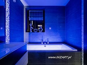 Łazienka w domu jednorodzinnym Katowice