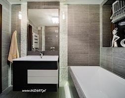 Łazienka w domu jednorodzinnym - zdjęcie od INZART.pl - Homebook