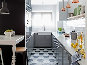 Our photoshoot of apartment design by DOMagała Architects - zdjęcie od Ayuko Studio