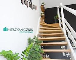 Schody w salonie - zdjęcie od Piotr Motrenko
