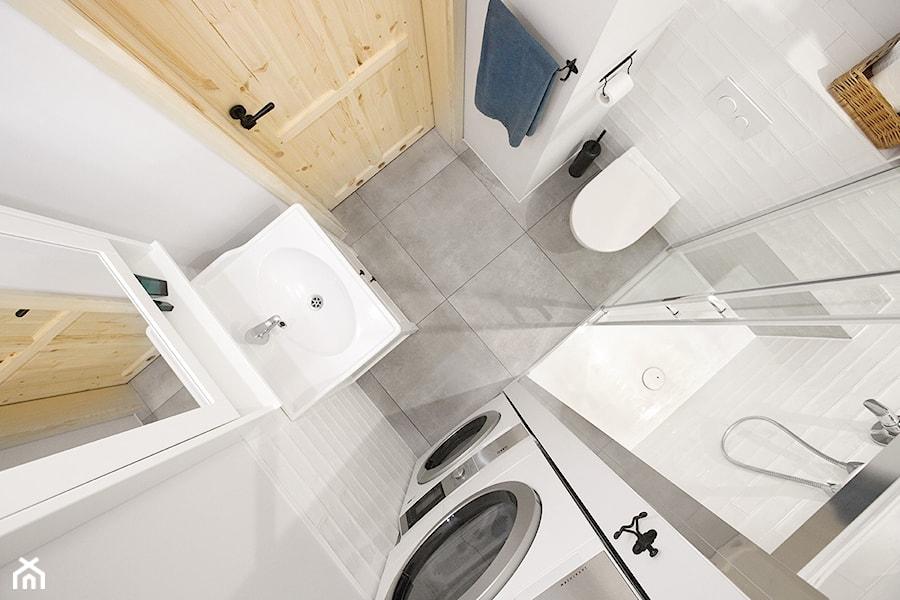 łazienka 35m2 Zdjęcie Od Piotr Motrenko Homebook