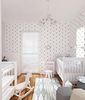 Pokój dziecka styl Skandynawski - zdjęcie od Joanna Górniak