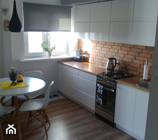 kuchnia po remoncie  zdjęcie od Jastine
